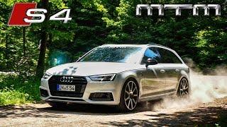 Audi S4 Avant B9 425 HP MTM Review by AutoTopNL