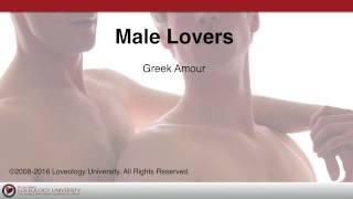 "Loveology University – ""Male Lovers"" Course Sneak Preview!"