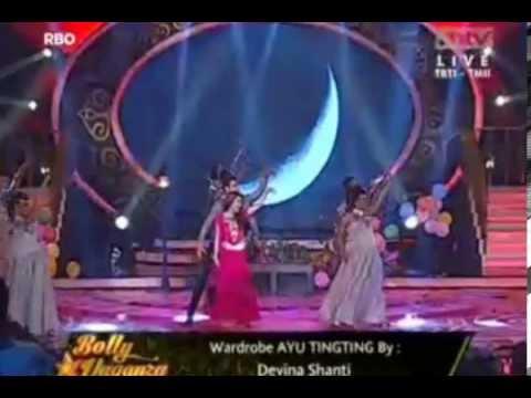 Vin Rana & Ayu Ting Ting - Chahu Main Yaa Naa - with Lyrics Bolly Star Vaganza