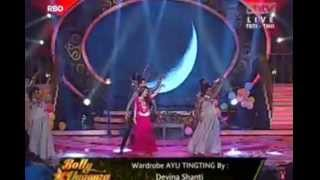 Vin Rana & Ayu Ting Ting - Chahu Main Yaa Naa - with Lyrics Bolly Star Vaganza Mp3