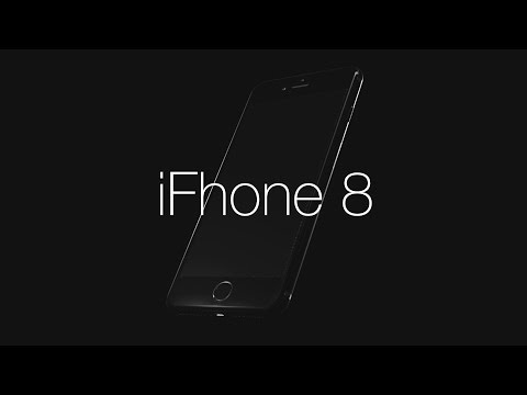 iFhone 8 Commercial Leaked!