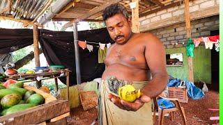 4-star⭐️Ultimate Breakfast +The PERFECT ENDING + Must Try Sri Lankan Fruit!!!