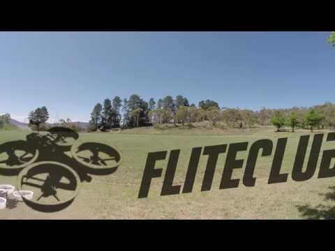 Tilt Drone duct quick test
