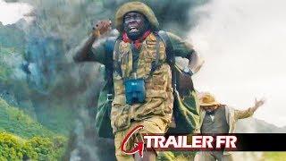 Jumanji : Bienvenue dans la jungle Extrait