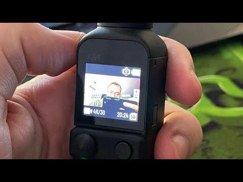 VideoTest DJI Pocket 2