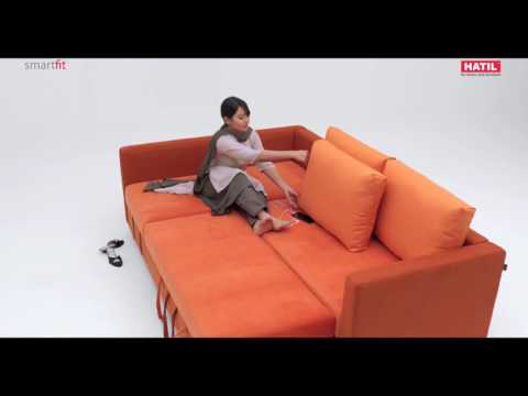 HATIL  SmarFit: SOFA, BED & STORAGE