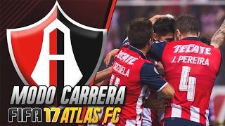 ¿HENRY DEJA AL ATLAS? Clásico Tapatío - FIFA 17 Modo Carrera Atlas FC Ep. 13