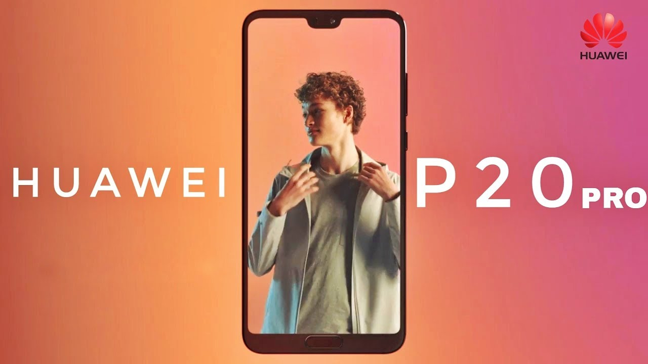 Huawei P20 PRO Official Video - Trailer, Introduction, Commercial