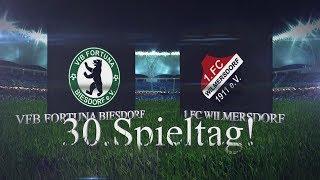 [30 Spieltag/Landesliga] VFB FORTUNA BIESDORF - 1.FC WILMERSDORF