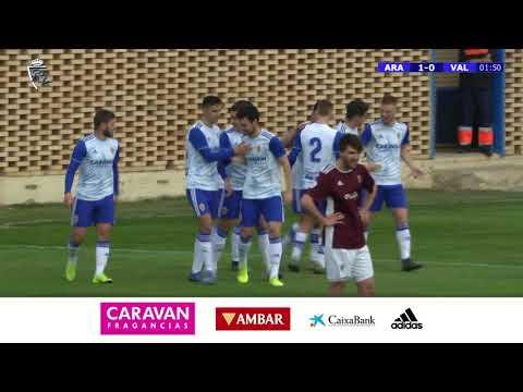 Deportivo  Aragón 3 - 0 Valdefierro I 1/3/2020