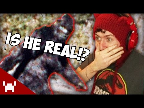 THE TRUTH ABOUT BIGFOOT - CONSPIRACY! (Finding Bigfoot w/ Ze
