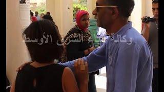 بالفيديو: الفنان سيد رجب في وداع الراحل محمد خان