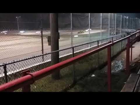 Aj Ward Racing 5/10/19@ I-96 speedway Feature winner