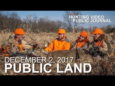 Public Land Day 34: Surprise Buck, Gun Season Excitement | The Hunting Public