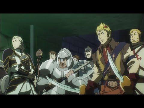 Воркеры проникают у Великую гробницу Назарик - аниме Повелитель / OVERLORD