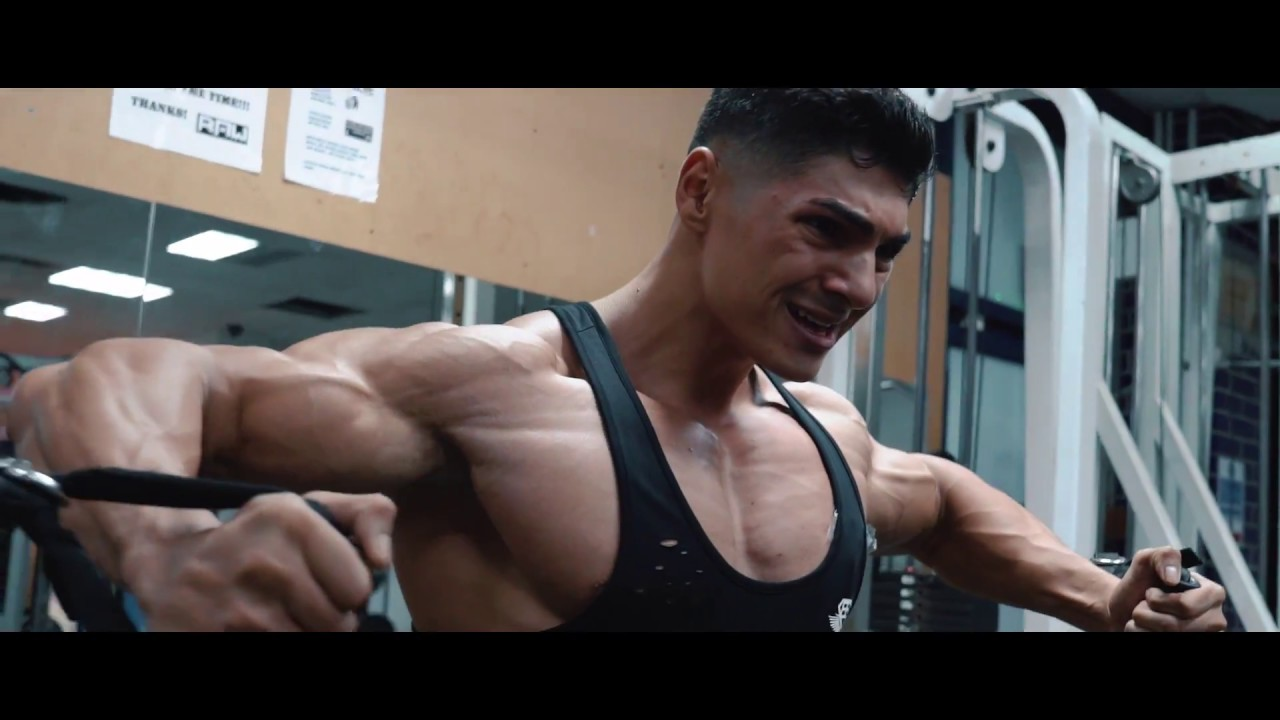 Storage Chest Andrei Deiu Chest & Triceps Workout - Making Gains - Youtube