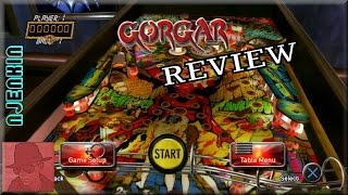 Gorgar - Pinball Arcade - on the PS3 !! with Commentary