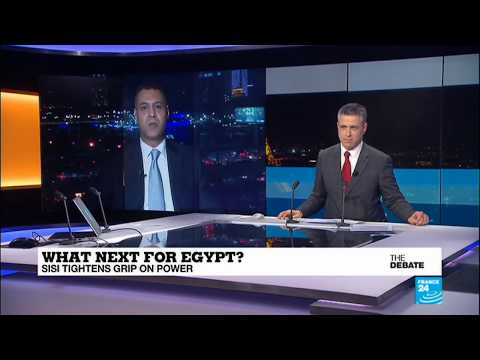 The Debate: What Next for Egypt? Sisi Tightens Grip on Power