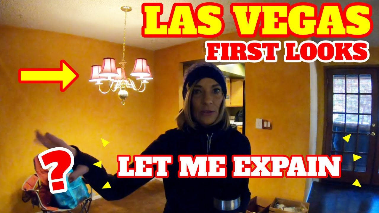 Life in Las Vegas Home First Look Walk-Thru