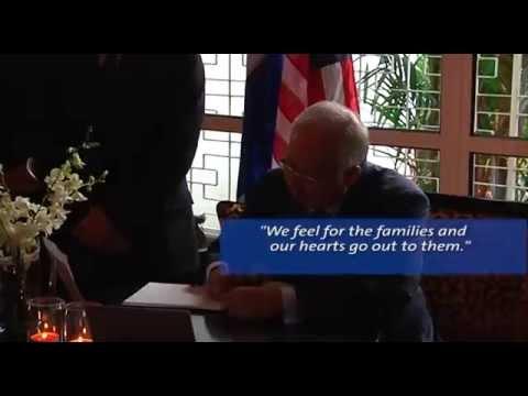 MH17: Najib pens condolences for Dutch victims