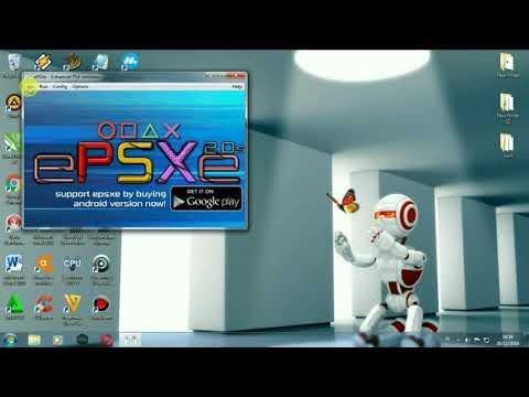 epsxe setup - Myhiton