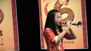 Shirley plays Suona - Salesclerk Comes to the Mountain Village 嗩吶 - 山村來了售貨員