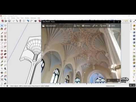 The Unitarian Church Design | SketchUp
