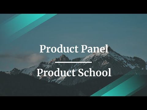 Product Panel By Former United States Military Veterans In Tech