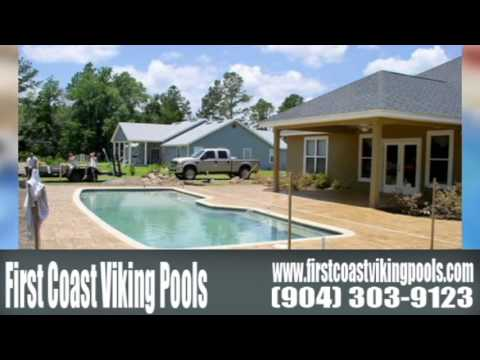 Pool contractor custom pools design installation for Pool design jacksonville fl