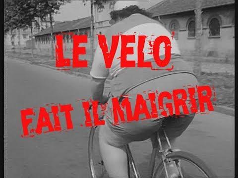 LE VELO FAIT IL MAIGRIR ? - YouTube