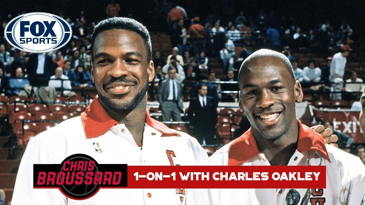 Charles Oakley Reflects on Dancing with the Stars