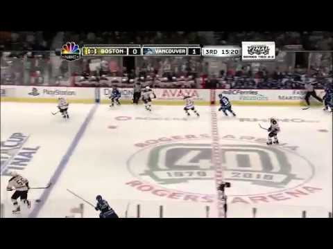 2011 Stanley Cup Finals - Vancouver Canucks vs Boston Bruins Game 5 Highlights 6/10/11