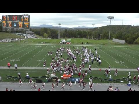 Southern Virginia University Football vs Apprentice