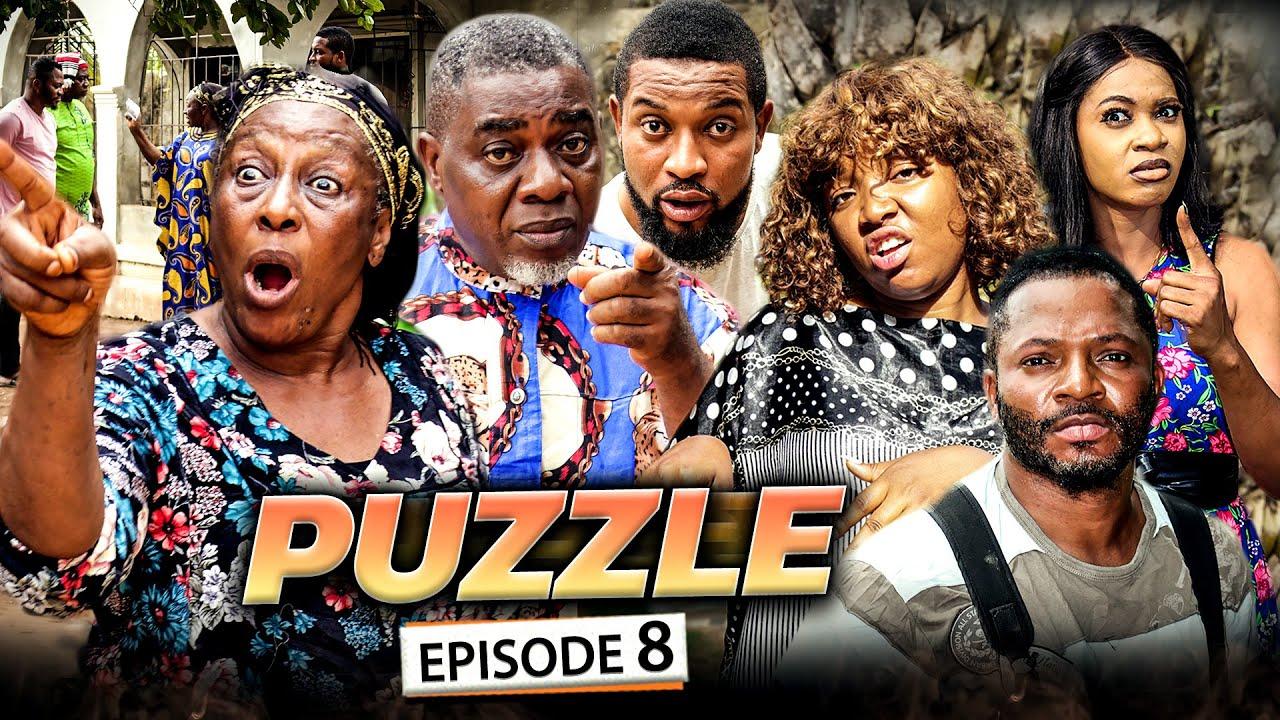 Download PUZZLE EPISODE 8-Patience Ozokwor, Walter Anga,  Ekene Umenwa, Latest Nigerian Nollywood Movie 2021.