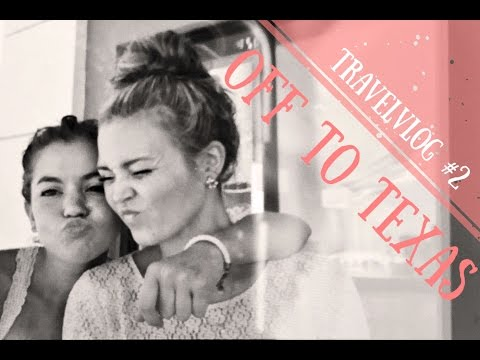 Mit Freda in T E X A S | travelmonth vlog #2