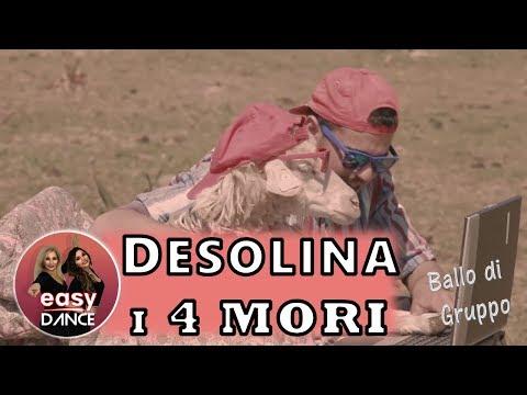 4 MORI - DESOLINA- BALLO DI GRUPPO 2017 - Easydance Coreografia
