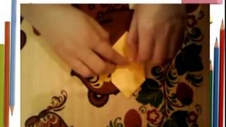 как сделать из бумаги покемона , узнай как сделать покемона из бумаги
