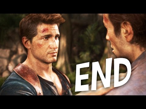 A THIEF'S END | Uncharted 4 - Part 10 ENDING