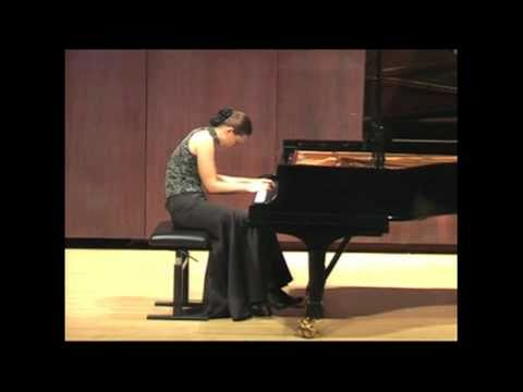 Anna Shelest plays Rachmaninoff Etude Tableau Op.39 No.7