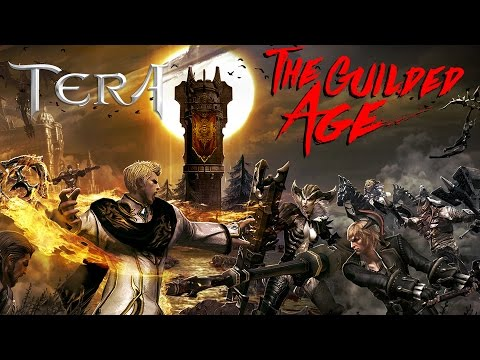 TERA - The Guilded Age Launch Trailer