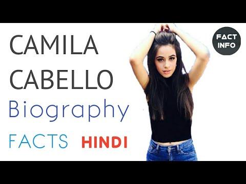Camila Cabello Biography in Hindi   Camila Cabello Facts in Hindi   Motivational Video