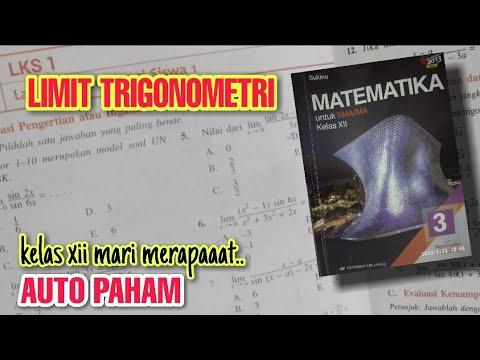 28/06/2021· kunci jawaban matematika sukino matematika peminatan sukino kelas xii limit fungsi aljabar dan fungsi trigonometri lks 1 soal dan pembahasan matematika sukino peminatan bagian a 2. Limit Trigonometri Lks 1 Erlangga Kelas Xii Sukino Youtube