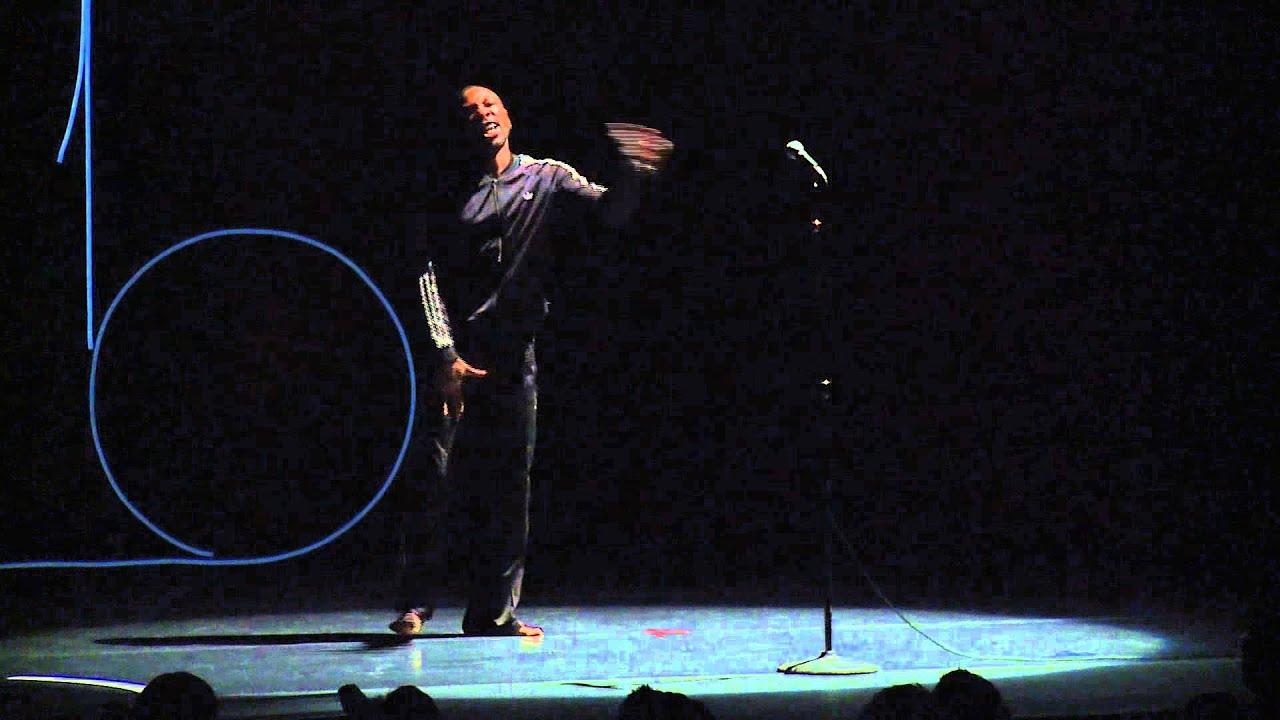 Kyle Abraham at TEDxMet