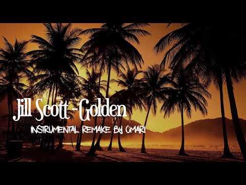 Jill Scott - Golden (Instrumental Remake)