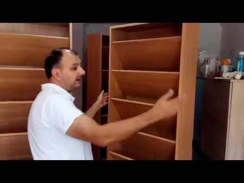 Como hacer un zapatero a medida youtube - Como hacer un armario zapatero ...