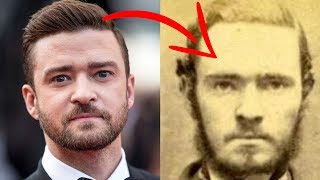 10 Celebrities That Could Be Time Travelers