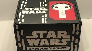 Gambar cover Funko Star Wars 40th Anniversary Smuggler's Bounty Box Unboxing