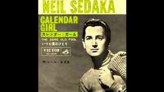 Oldies1950~60 Calendar Girl/Neil Sedaka ジャケッとはWebにあるもの...