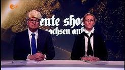 Heute Show Sachsen Anhalt