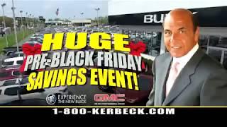 F.C. Kerbeck Buick GMC - Pre Black Friday Sales